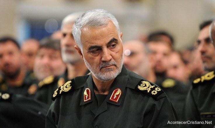 General iraní Qassim Suleimani