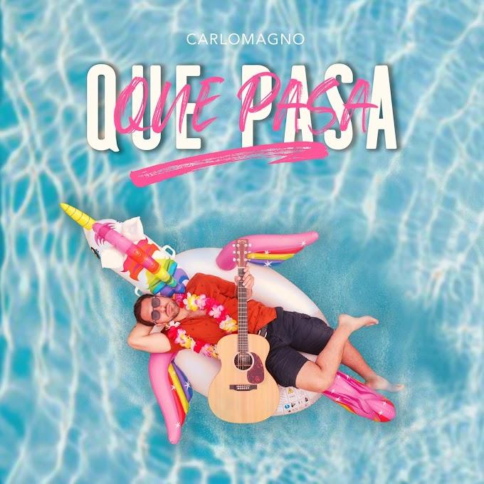 INTERVISTA. Il cantautore lucano Carlomagno presenta il nuovo singolo ''Que Pasa''