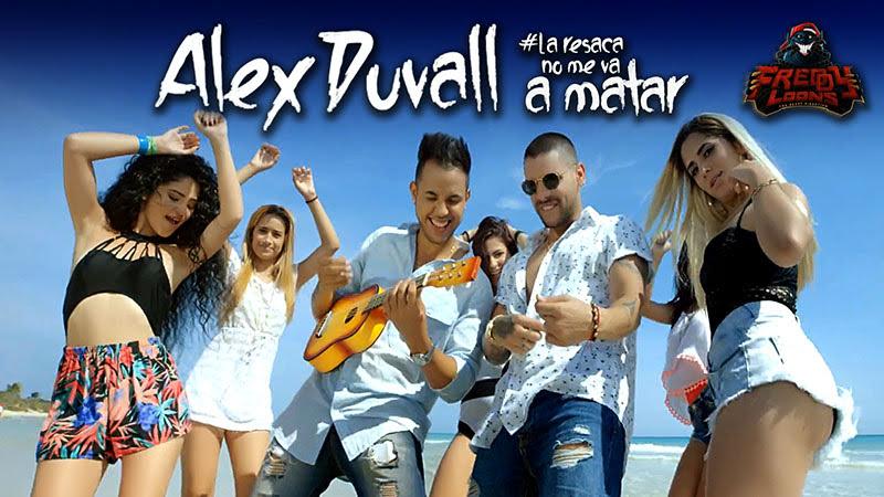 Alex Duvall - ¨La Resaca¨ - Videoclip - Dirección: Freddy Loons. Portal Del Vídeo Clip Cubano - 01