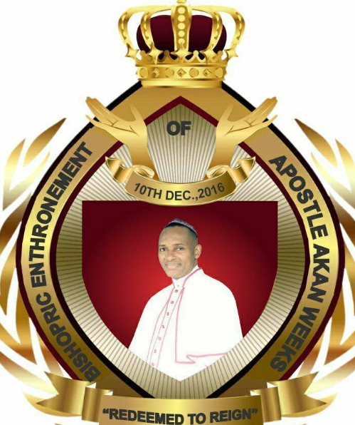 akan weeks enthronement service