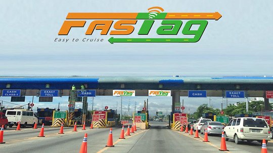 National Highway Authority of India NHAI implementing Fastag at all Toll Gates to pay fee Online without stopping vehicle.Now its easy to move through the Toll Gates of NHAI without stopping vehicle we can pay Toll fee by using Fastag Chip