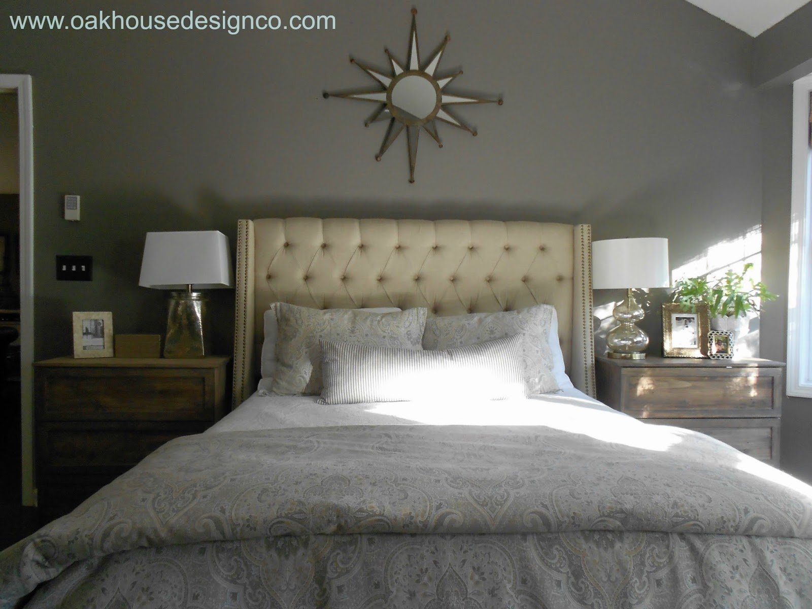 One Room Challenge Week 3 The Master Bedroom Redo
