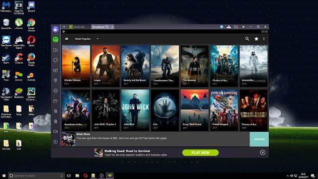 Terrarium TV App For PC