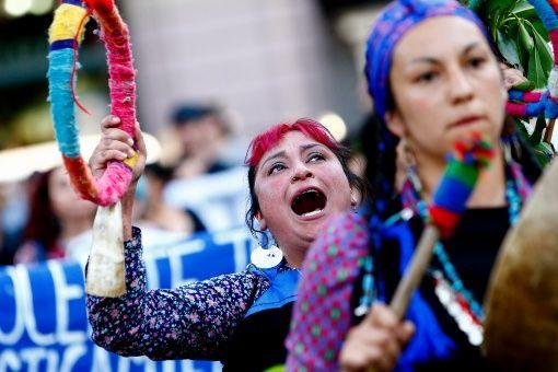 Absuelven en Chile ocho mapuches por caso Luchsinger Mackay