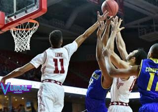 Teknik Dasar Permainan Bola Basket Rebound