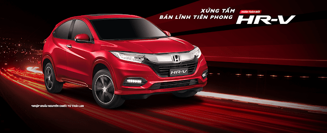 Honda HR-V Honda ô tô Long Biên| Mua xe Honda HR-V| Trà góp Honda HRV| Giá xe Honda HRV 2020