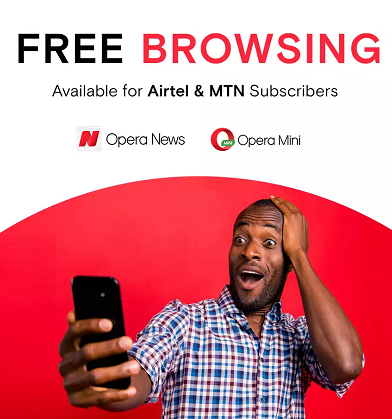 Browse Free on Airtel and MTN Using This