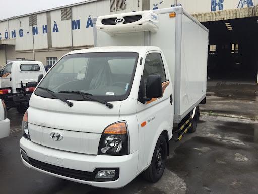 Xe đông lạnh 1 tấn Hyundai H150