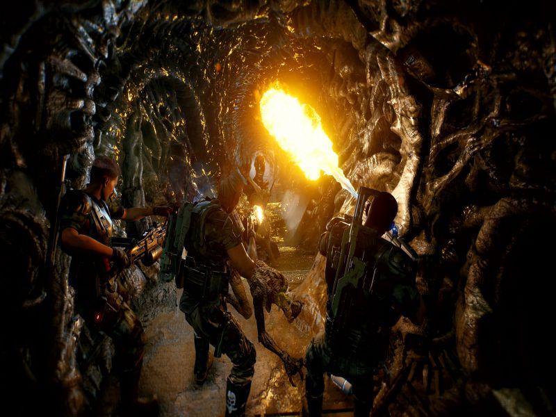 Download Aliens Fireteam Elite Free Full Game For PC