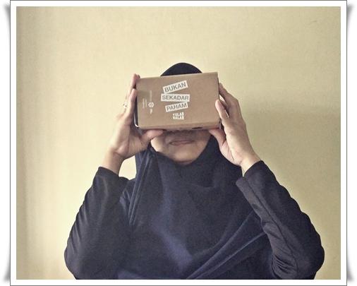Card board VR