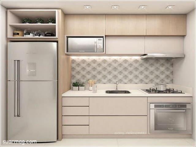 مطابخ امريكانى مفتوح على الريسبشن 13   American kitchens Opened To Reception 13