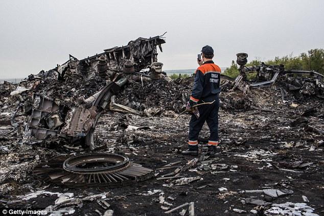 Кремль навмисно надавав хибну інформацію про катастрофу МН17