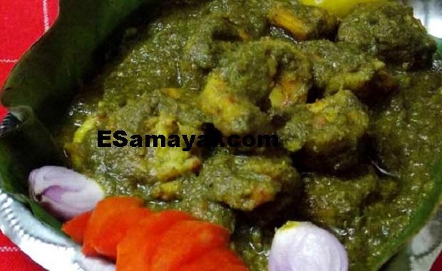 புதினா இறால் மசாலா செய்முறை / Mint Shrimp Masala Recipe !