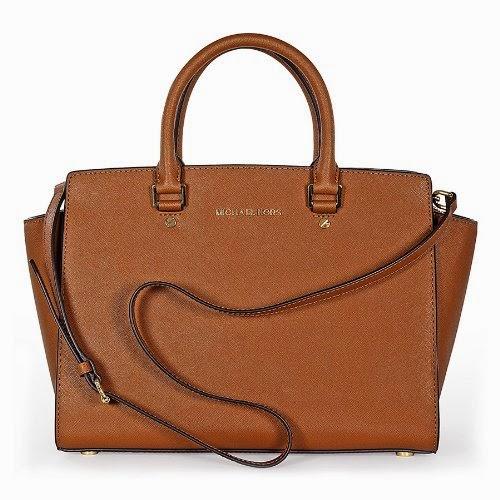 eab15a950fbd The Amazing Michael Kors Handbag Selma Large Top Zip East West Satchel