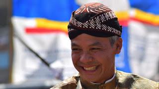 Ganjar Pranowo Cagub Jateng Memberikan Syarat Untuk Bisa Memimpin Jateng