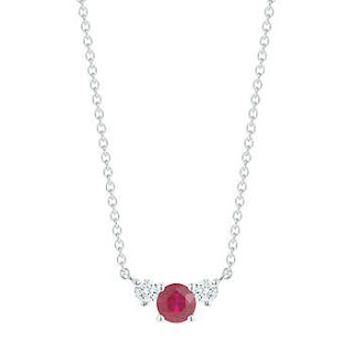 Ruby-and-Diamond-Gemstone-Bar-Pendant-White-Gold-Necklace