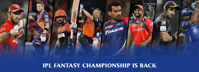 IPL Fantasy League 2017 team selection and prizes