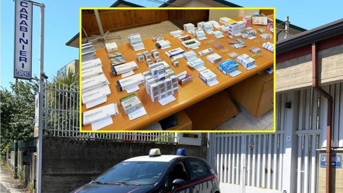 Valverde traffico farmaci dopanti Carabinieri