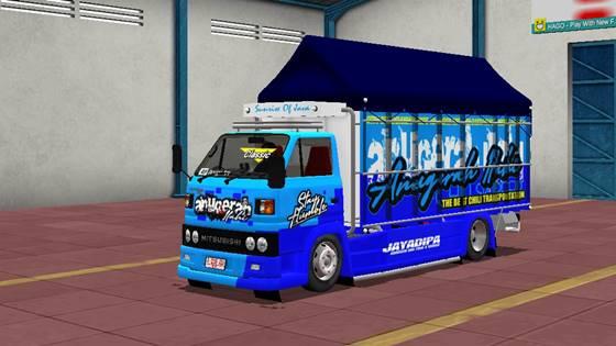 Livery Truck Umplung Anugerah Ilahi