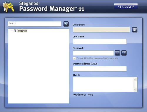 Download Gratis Steganos Password Manager 11.1.1 - Spyware mata mata untuk Hacking
