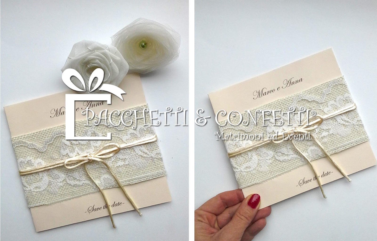 Pacchetti e confetti wedding shop - Piastrelle 15x15 bianco lucido ...
