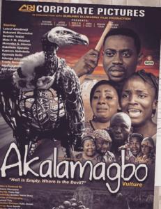 Akalamagbo by Bukunmi Oluwasina