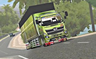 Truck Hino Muatan Berat
