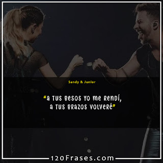 Frases de Sandy & Junior 03