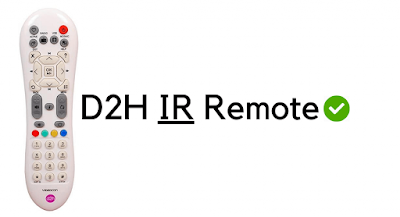 What is D2H IR Remote
