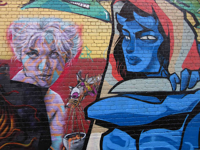 Arte callejero. Melbourne