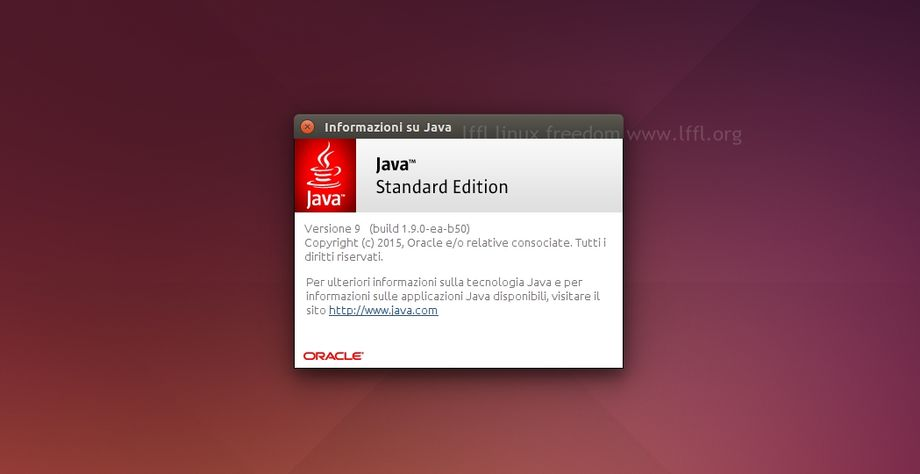 Java 9 in Ubuntu