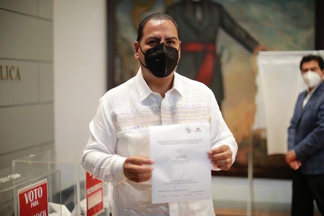 eduardo-ramirez-presidente-morena-mesa-directiva-senado