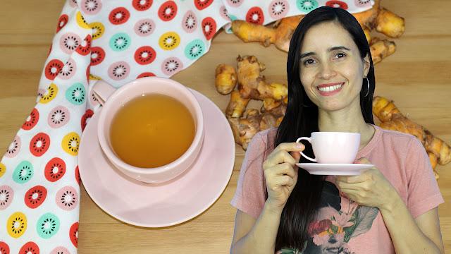 Como fazer chá de açafrão corretamente | Fortalece a imunidade, veja como!