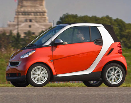 Smallest Car In The World Online News Icon