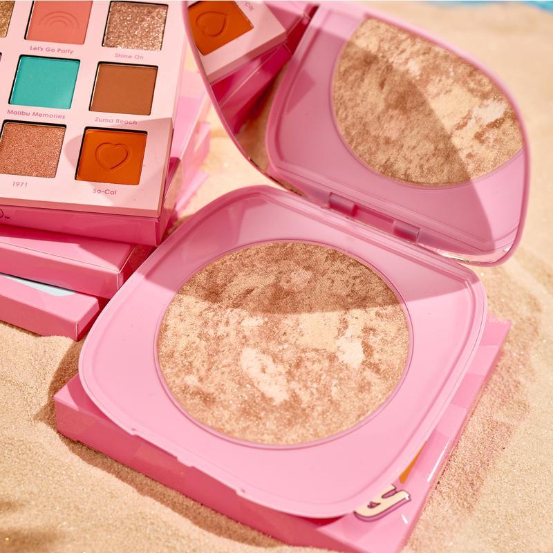 Colourpop x Malibu Barbie Collection
