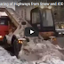 Automatic Cleaning of Highways from Snow and Ice [VIDEO]