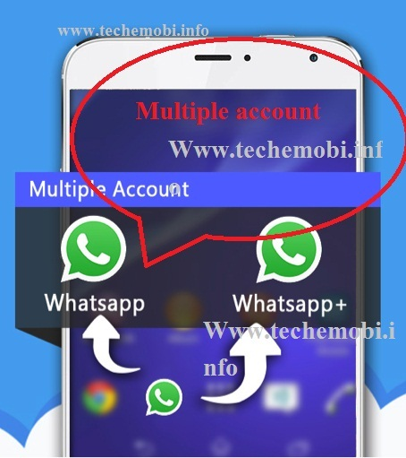 Two Whatsapp in your phone