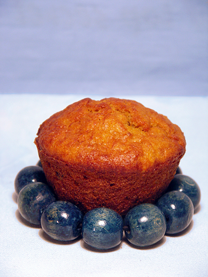 korzenne muffinki marchwiowo-bananowe
