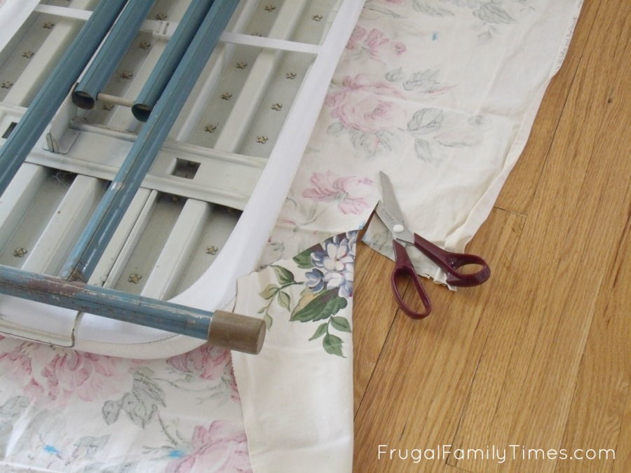 How To Make Ironing Happier With A Simple Diy Ironing Board Cover