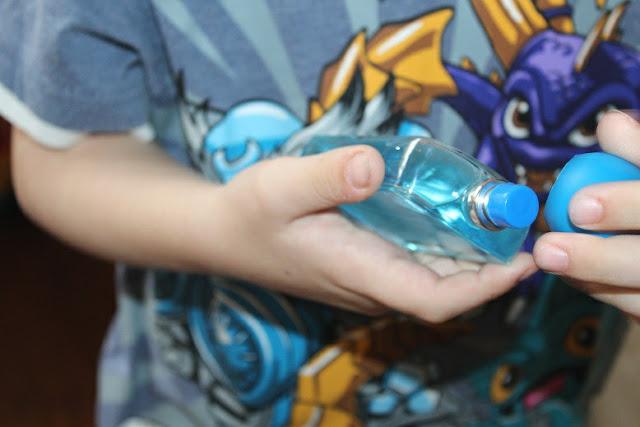 lucas parfum pour enfants