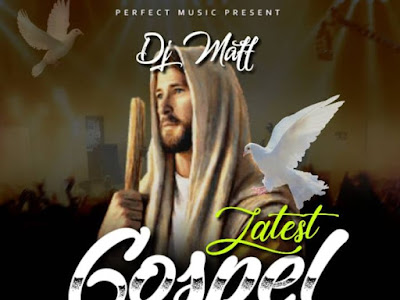 Dj maff - Gospel mix 2020 January edition