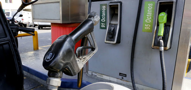 PdV dirige escasez de combustible a Caracas, cierra bombas.