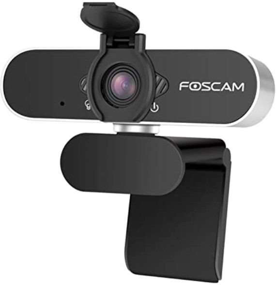 FOSCAM Webcam with Microphone