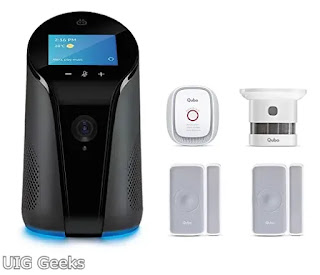 Qubo Wireless Smart Security Alarm System