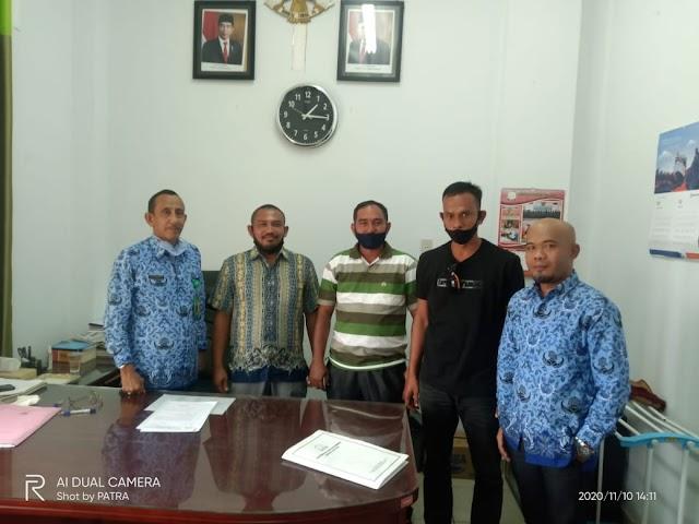 Berkas PT Geubrina Utama Dilimpah ke Disnaker Provinsi