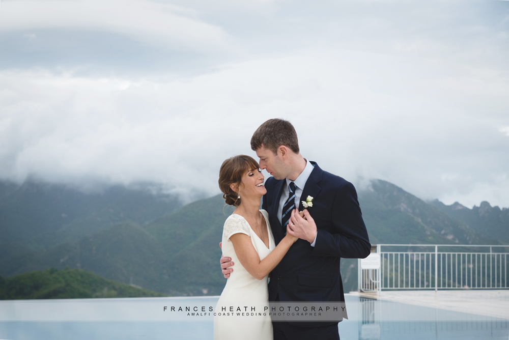 Wedding portraits hotel Caruso