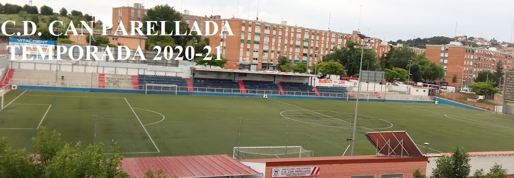 C D CAN PARELLADA TEMPORADA 2020-21