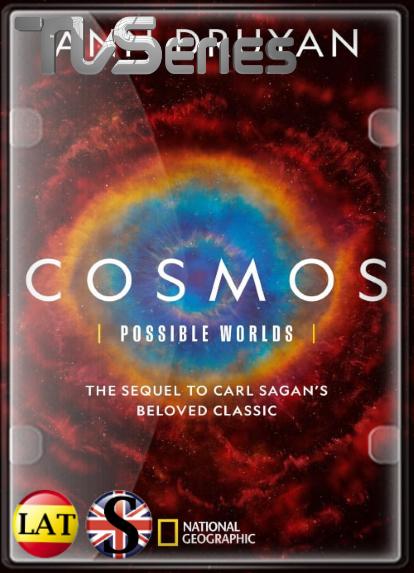 Cosmos: Mundos Posibles (TEMPORADA 2) HD1080P LATINO/INGLES