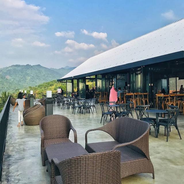 Lokasi dan Harga Menu Pancar Garden Cafe Sentul Bogor