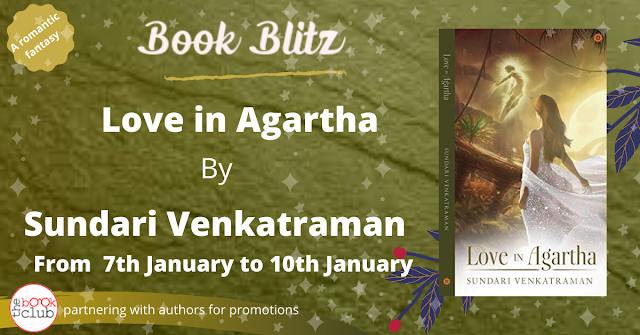 Book: Love in Agartha by Sundari Venkatraman